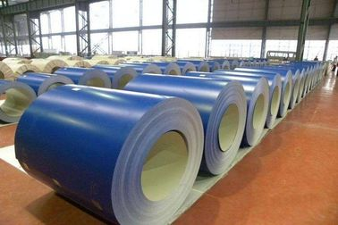 KS D 3520 JISG ASTM Pre Painted Galvanized Coils For Construction Building