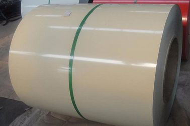 PPGI Color Coated Steel Coil Thickness 1.5mm For Sandwich Panel Colding Room